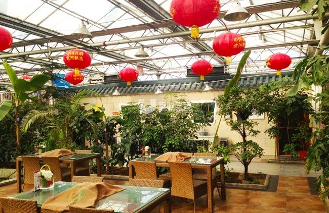 重庆生态餐厅设计